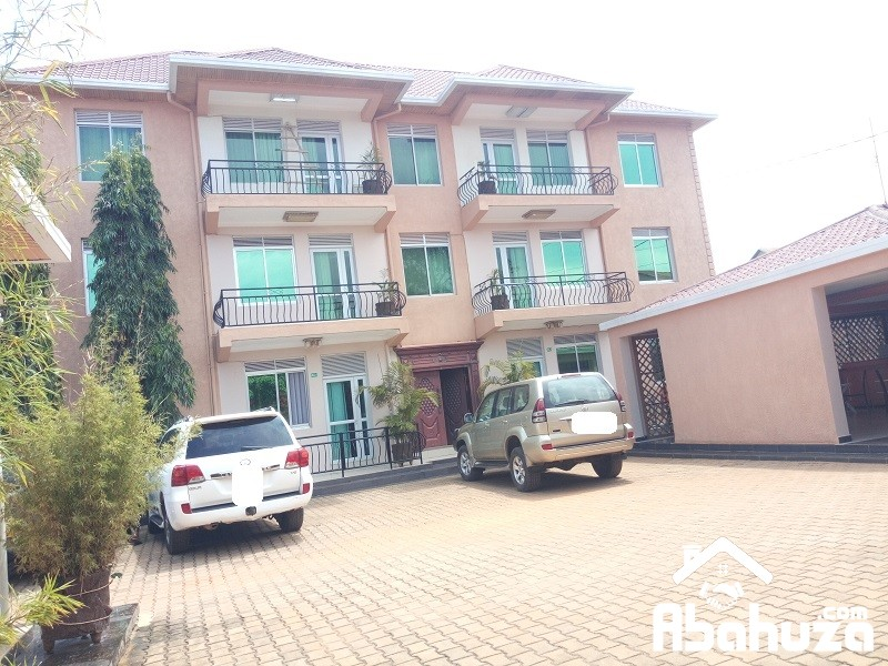 A SERVICED 2 BEDROOM APARTMENT FOR RENT IN KIGALI AT KICUKIRO