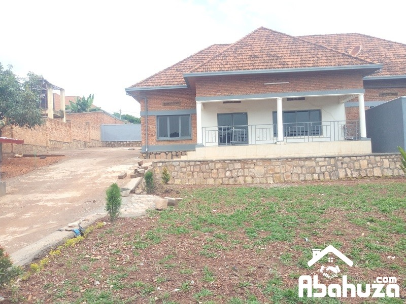 A 3 BEDROOM HOUSE FOR RENT IN KIGALI AT KICUKIRO
