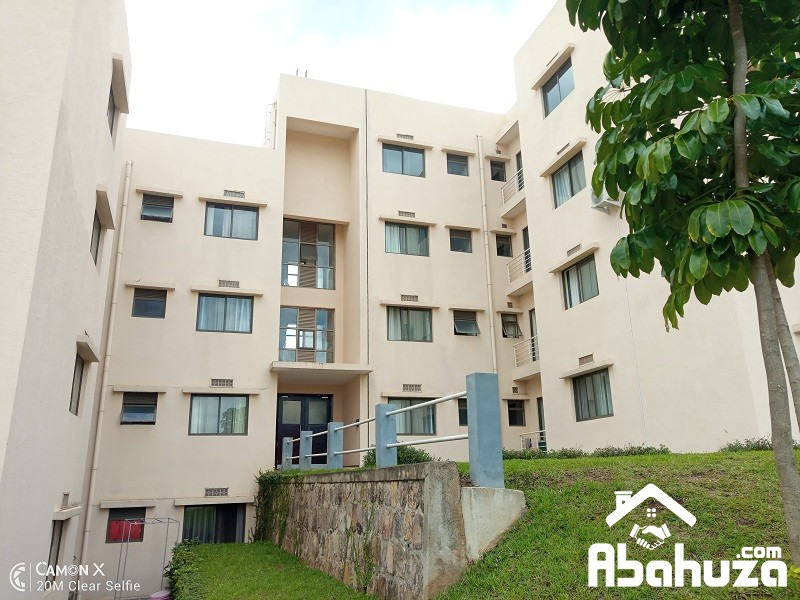 A FURNISHED APARTMENT FOR RENT IN KIGALI AT GACURIRO