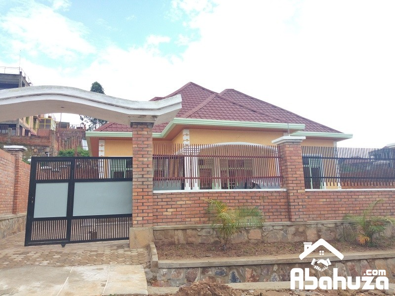 A NEW 4 BEDROOM HOUSE FOR RENT AT KIBAGABAGA