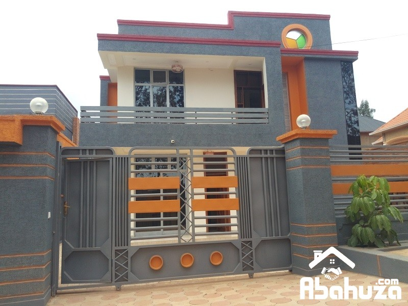 A NEW 5 BEDROOM HOUSE FOR RENT AT KAGUGU