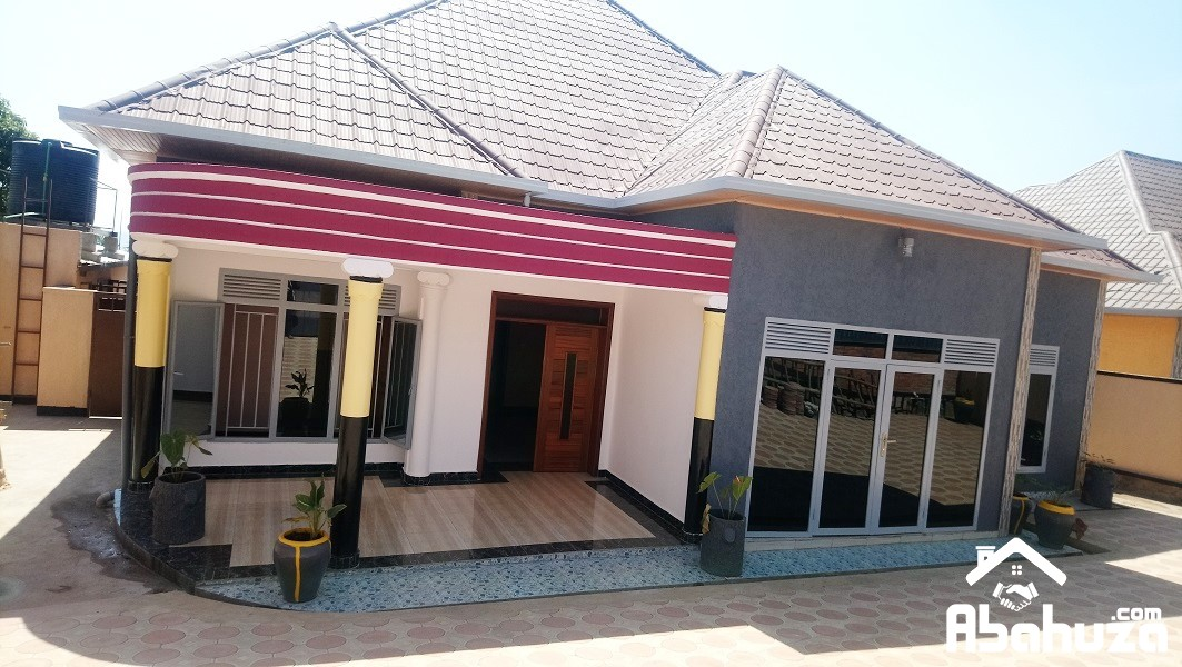 A NEW HOUSE FOR SALE AT KICUKIRO KAGARAMA