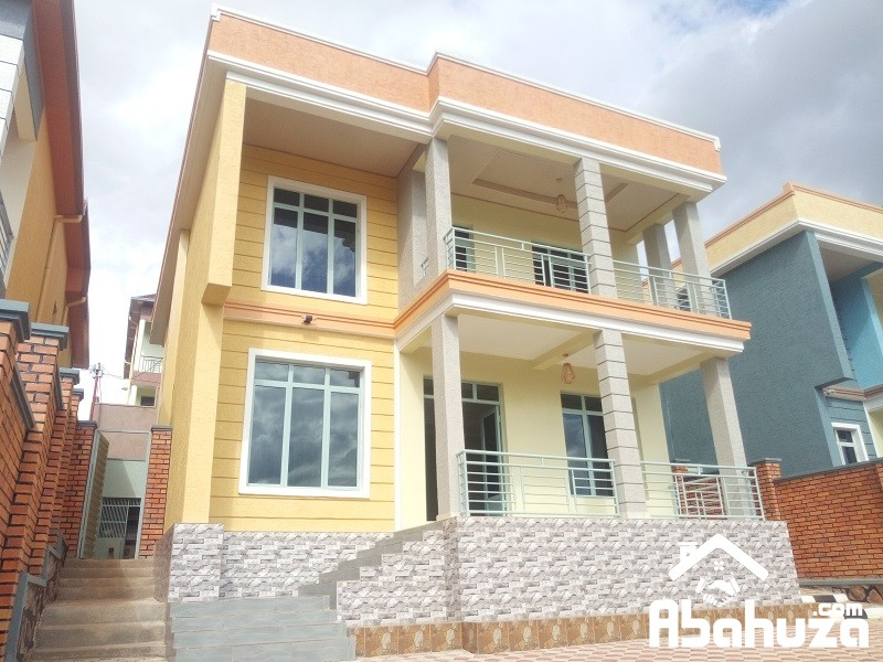A NEW 5 BEDROOM HOUSE FOR RENT AT KIBAGABAGA