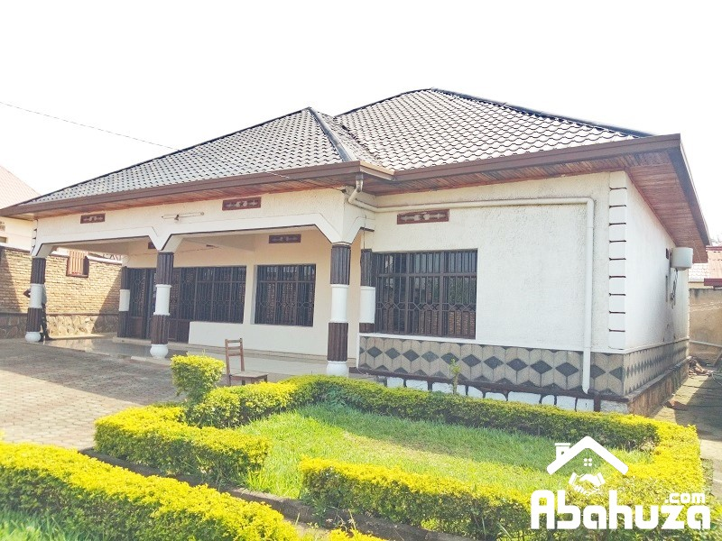 A FURNISHED 5 BEDROOM HOUSE FOR RENT AT KIMIRONKO