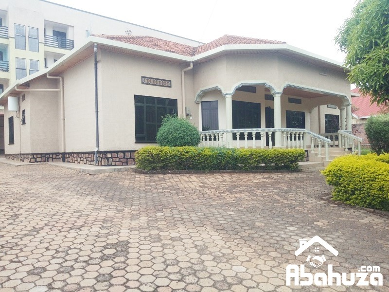 A 5 BEDROOM HOUSE FOR RENT AT KIBAGABAGA