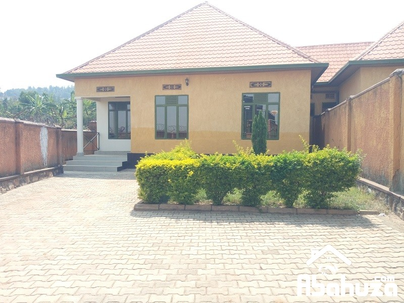A 3 BEDROOM HOUSE FOR RENT AT ZINDIRO