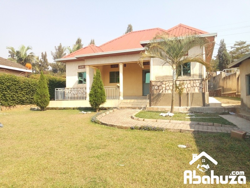 A 3 BEDROOM HOUSE FOR RENT AT KIMIRONKO ON ASPHALT ROAD