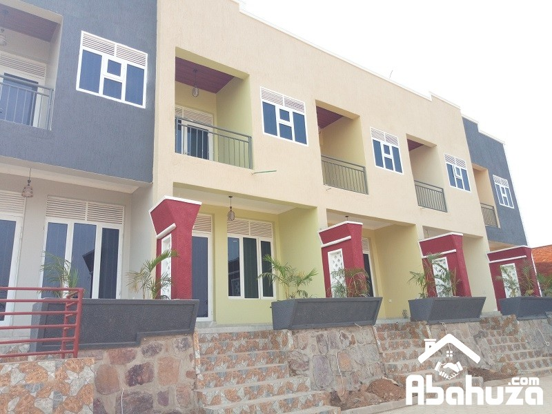A NEW 2 BEDROOM HOUSE TO BE FURNISHED FOR RENT AT KABEZA