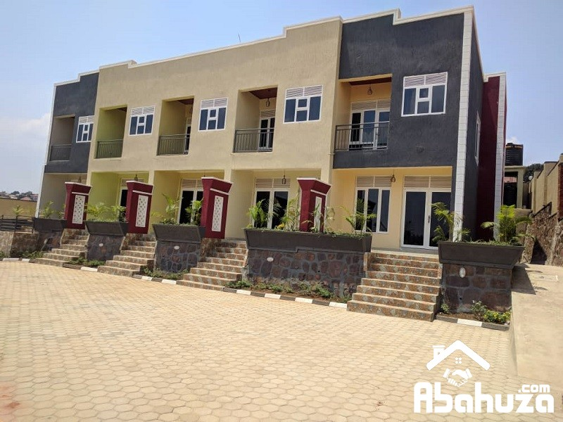 A NEW FURNISHED HOUSE FOR RENT AT KABEZA