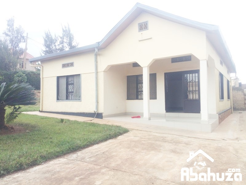 A 2 BEDROOM HOUSE IN HUGE SELF COMPOUND AT KIMIRONKO