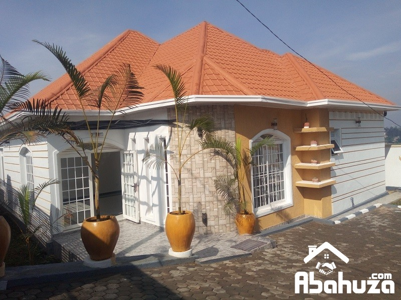 A NEW MODERN HOUSE FOR RENT IN KIGALI AT REMERA
