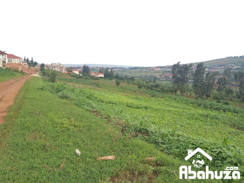A NICE PLOT FOR SALE IN KIGALI NEAR INTARE ARENA