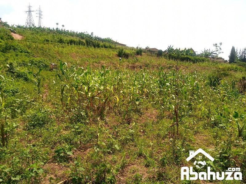 AN INDUSTRIAL PLOT FOR SALE IN KIGALI AT MASORO