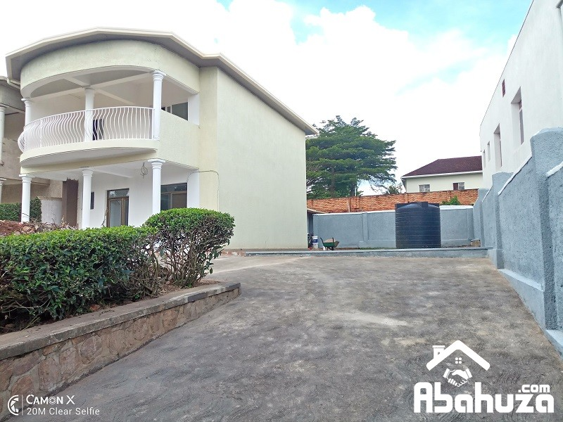 A FURNISHED HOUSE FOR RENT IN KIGALI AT KIMIHURURA