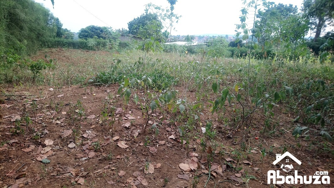 A BIG PLOT FOR SALE ON GOOD ROAD AT GAHANGA