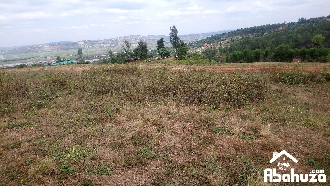 A RESIDENTIAL PLOT WITH CONSTRUCTION PERMIT AT GAHANGA