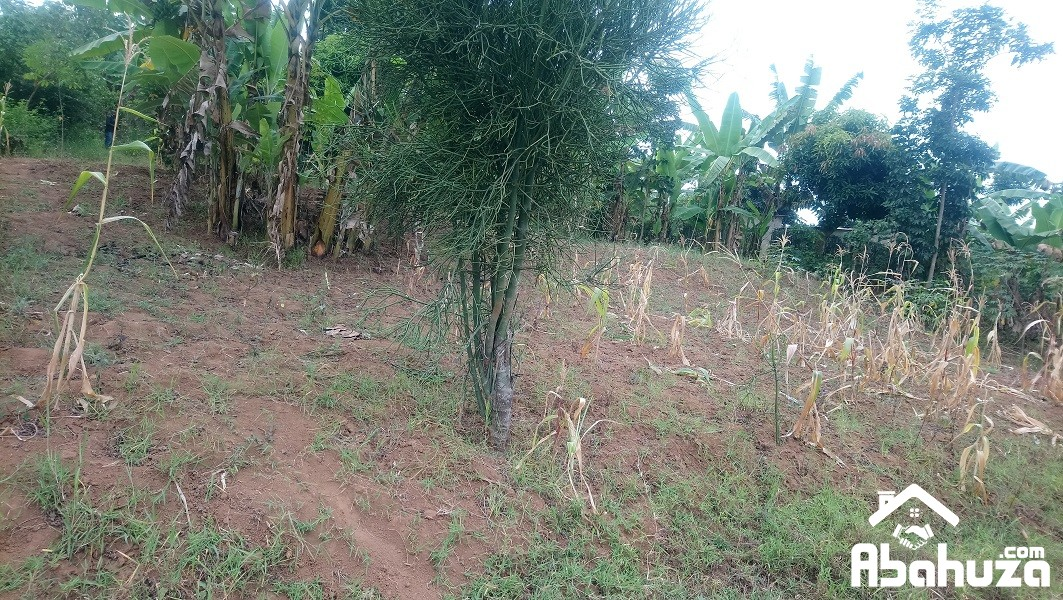A RESIDENTIAL PLOT FOR SALE AT GAHANGA