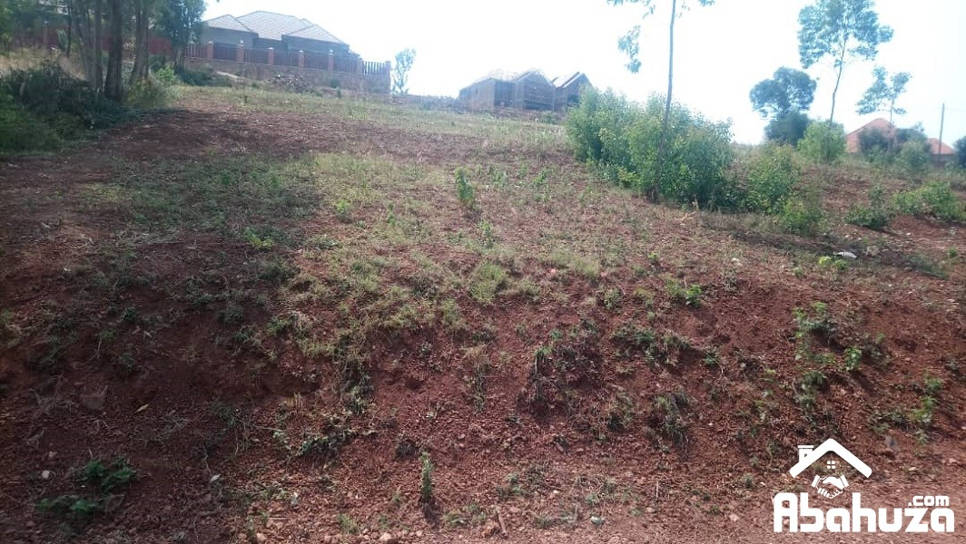 A RESIDENTIAL PLOT FOR SALE IN BISAMBU SITE
