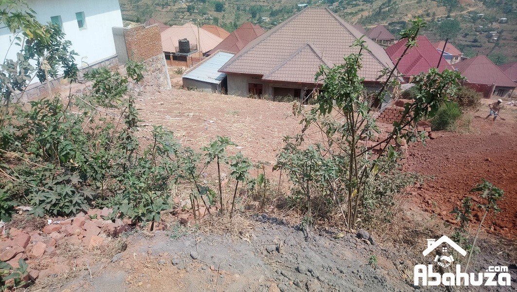 A RESIDENTIAL PLOT FOR SALE AT GAHANGA-NUNGA