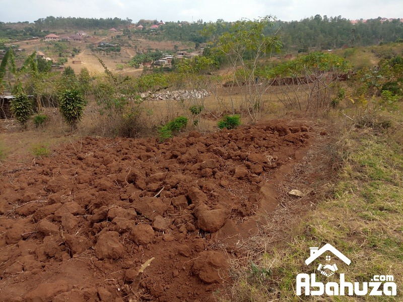 A RESIDENTIAL PLOT FOR SALE AT GAHANGA-MURINJA