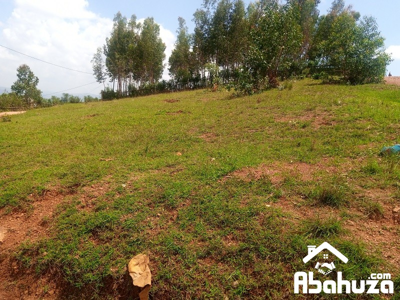 A  PLOT FOR SALE AT KIGALI -Muganza