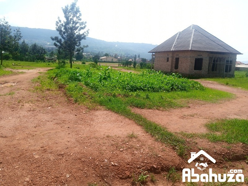 A RESIDENTIAL PLOT FOR SALE AT KIGALI-Norvege