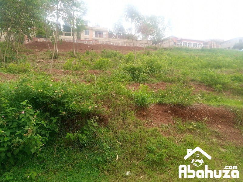 A RESIDENTIAL PLOT FOR SALE AT BISAMBU,REBERO