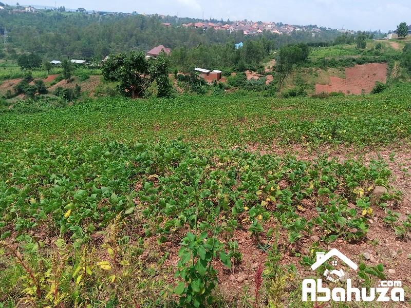 A RESIDENTIAL PLOT FOR SALE AT IN KIGALI AT GAHANGA