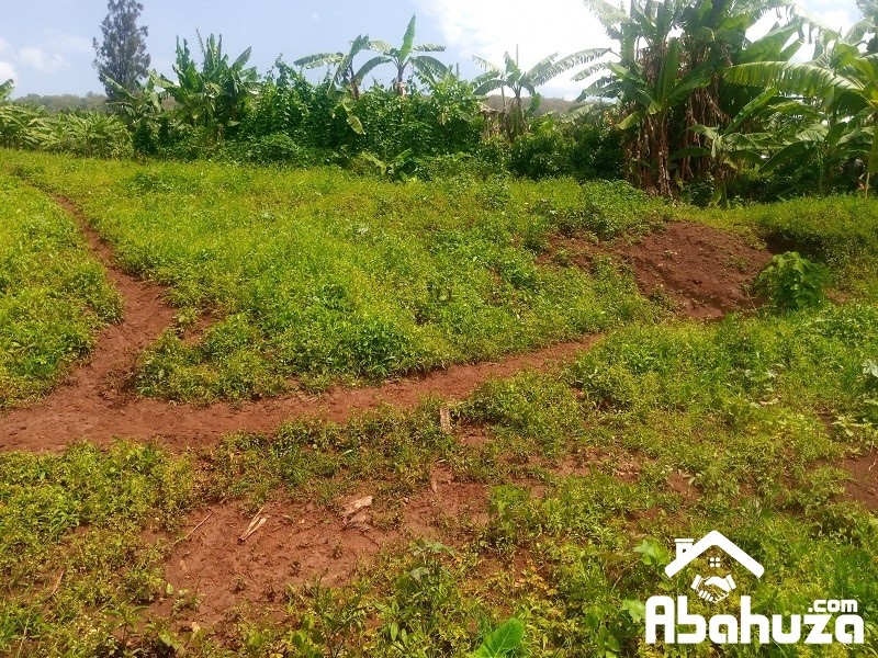 A RESIDENTIAL PLOT FOR SALE AT KIGALI