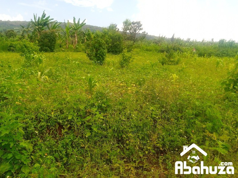 A  RESIDENTIAL PLOT FOR SALE AT KIGALI, Gisenga VILLAGE