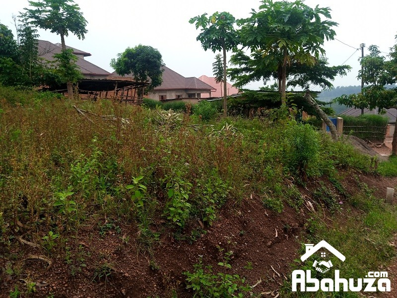 A  PLOT FOR SALE IN KIGALI AT GAHANGA -MURINJA SITE