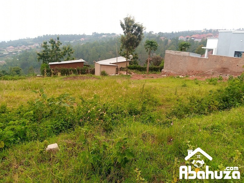 A RESIDENTIAL PLOT FOR SALE IN KIGALI AT GAHANGA- MURINJA SITE