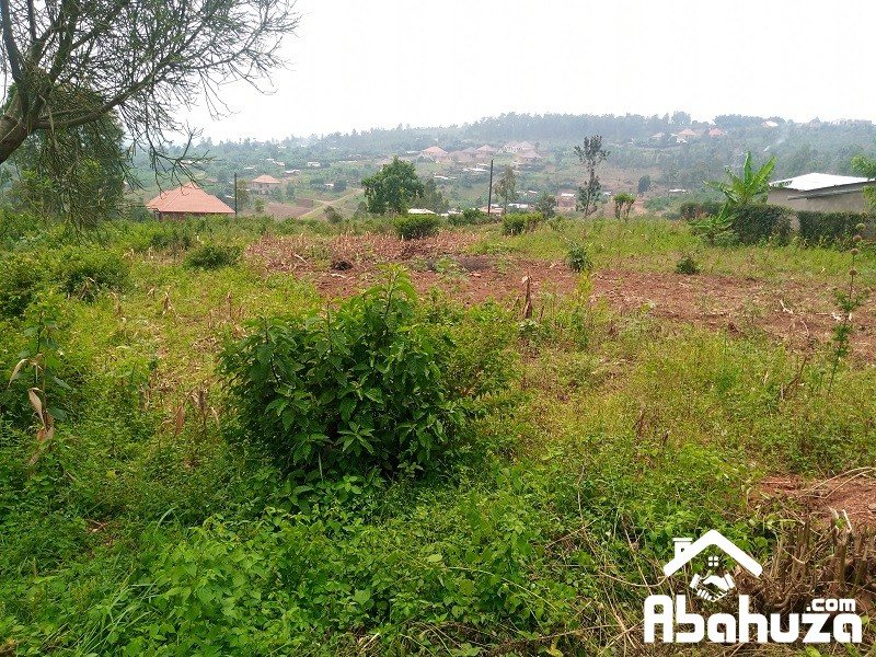 A  PLOT FOR SALE IN KIGALI AT GAHANGA-MURINJA SITE