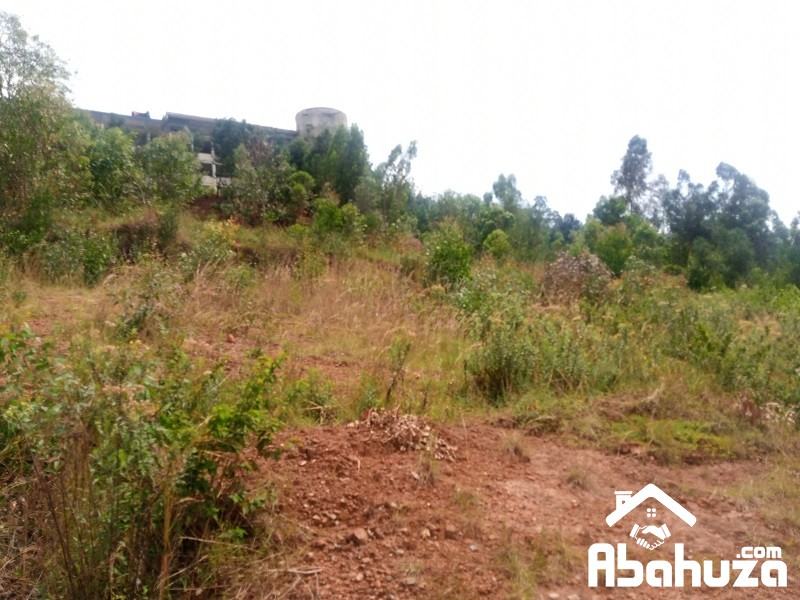 A BIG RESIDENTIAL PLOT FOR SALE IN KIGALI AT REBERO