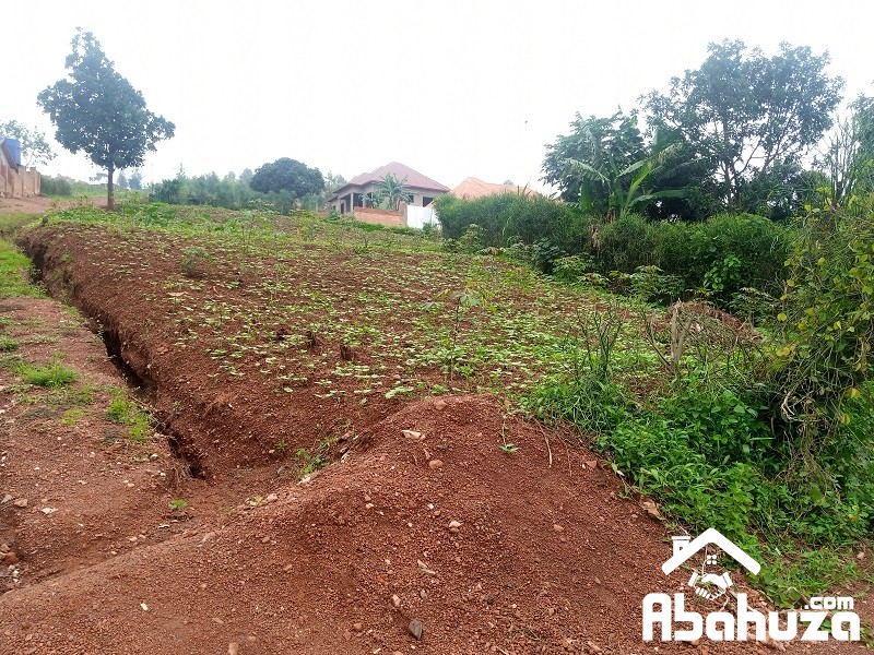 A RESIDENTIAL PLOT FOR SALE IN KIGALI AT NYANZA-BISAMBU