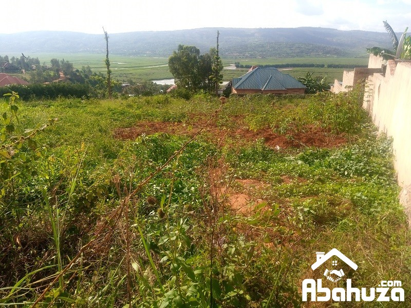 A RESIDENTIAL PLOT FOR SALE AT BUGESERA-KARUMUNA