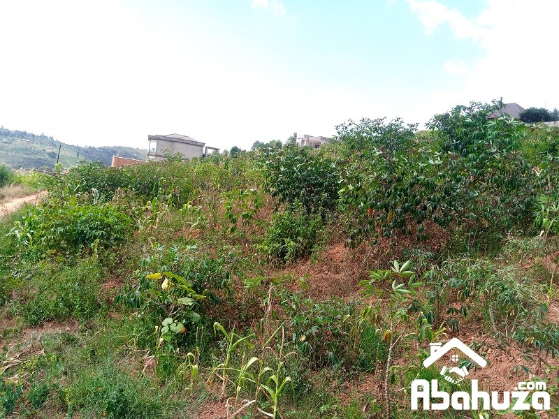 A  NICE PLOT FOR SALE IN KIGALI AT ZINDIRO