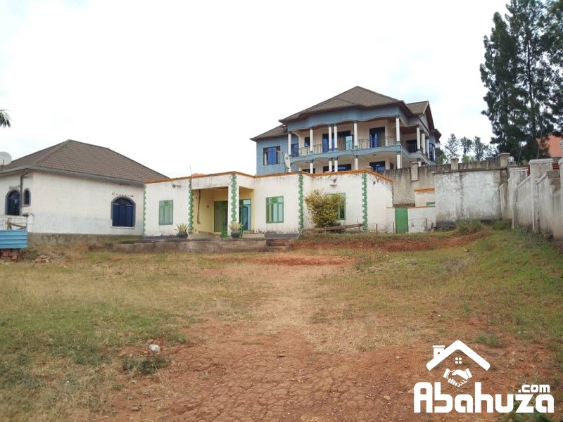 A RESIDENTIAL PLOT FOR SALE AT KIGARAMA NEAR BY REBERO