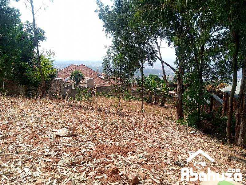 A RESIDENTIAL PLOT FOR SALE IN KIGALI AT KAGARAMA