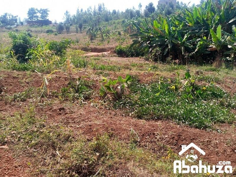 A RESIDENTIAL PLOT FOR SALE IN KIGALI AT BISAMBU-Rebero