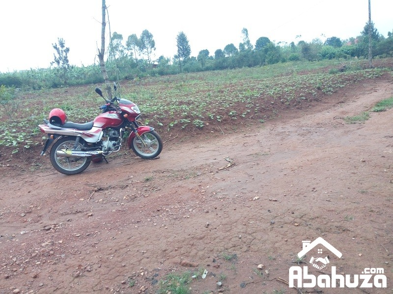 A BIG PLOT IN INDUSTRIAL AREA AT GAHANGA