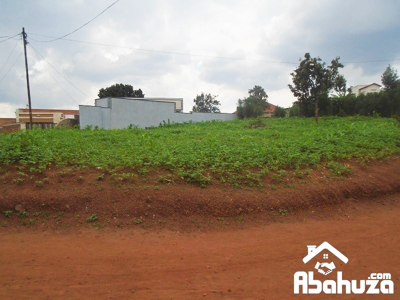 A RESIDENTIAL PLOT FOR SALE INNKIGALI AT GISOZI