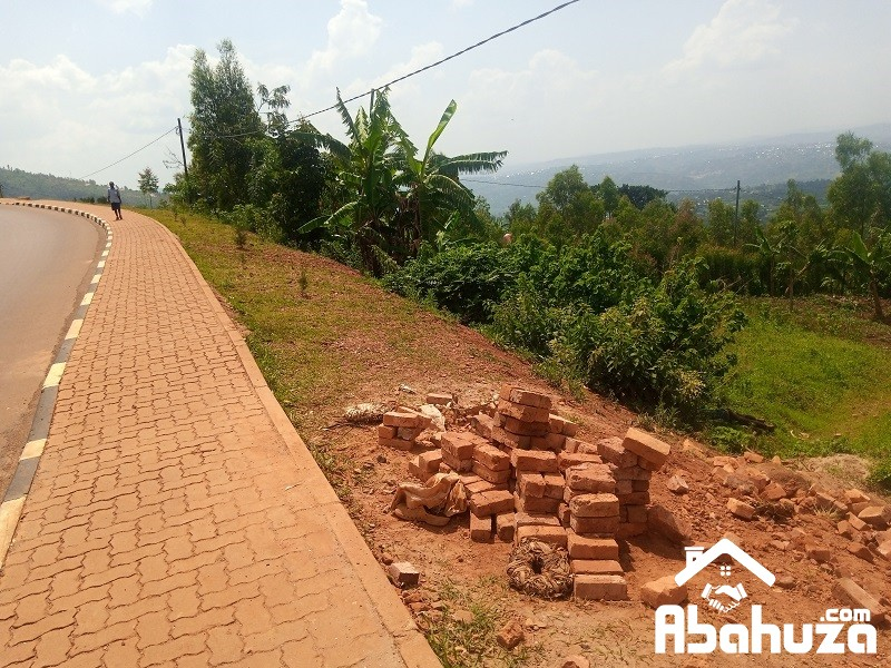 A RESIDENTIAL PLOT FOR SALE AT KIGALI IN GISENGA SITE