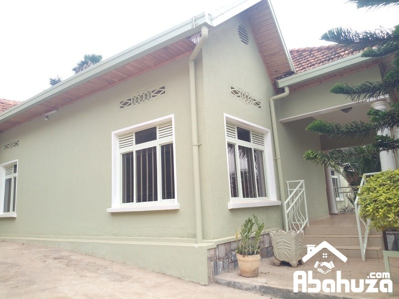 A LOVELY HOUSE OF 4 BEDROOM FOR RENT AT KIMIRONKO