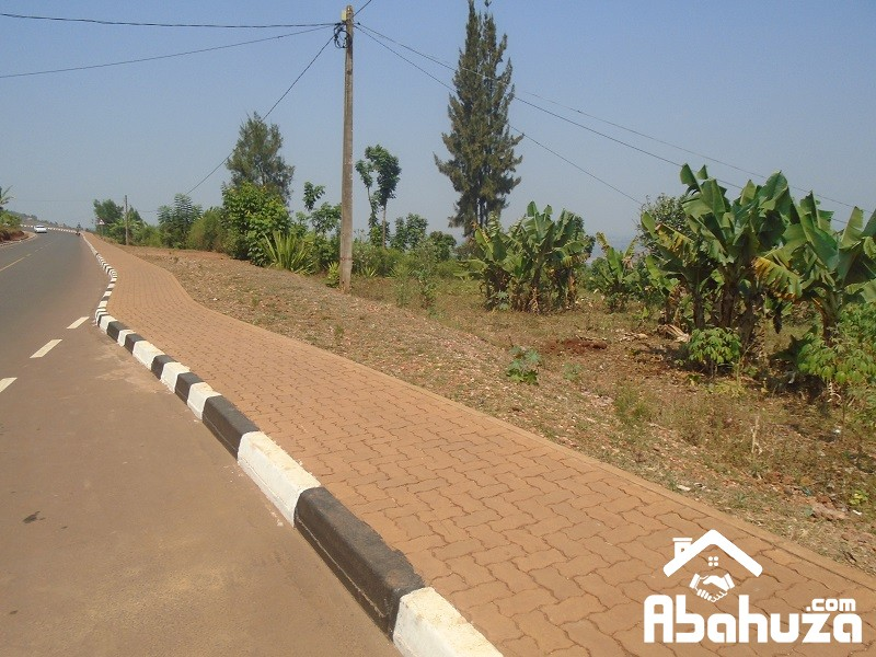 A RESIDENTIAL PLOT OF 500SQM IN SITE AT KIGALI