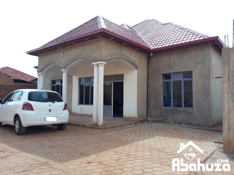 3. Front house view