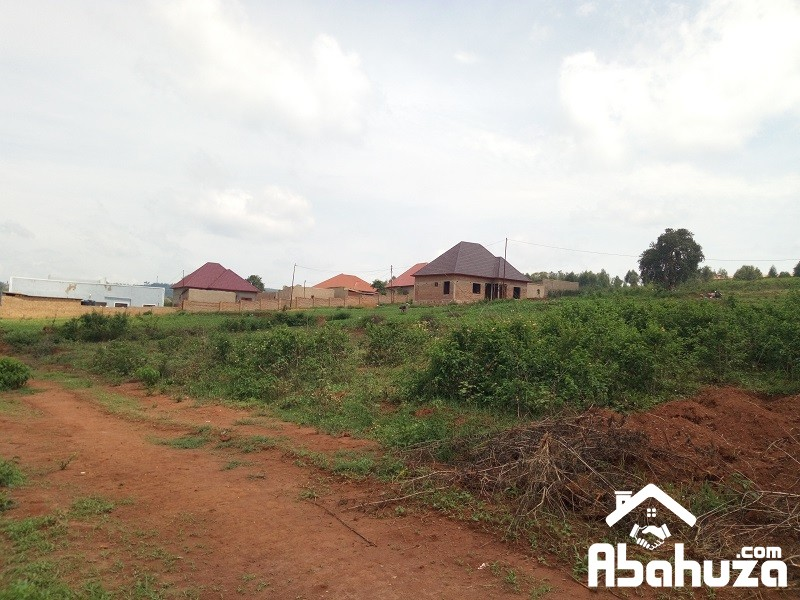 A CHEAP AND WELL LOCATED PLOT IN BUGESERA AT NYAMATA