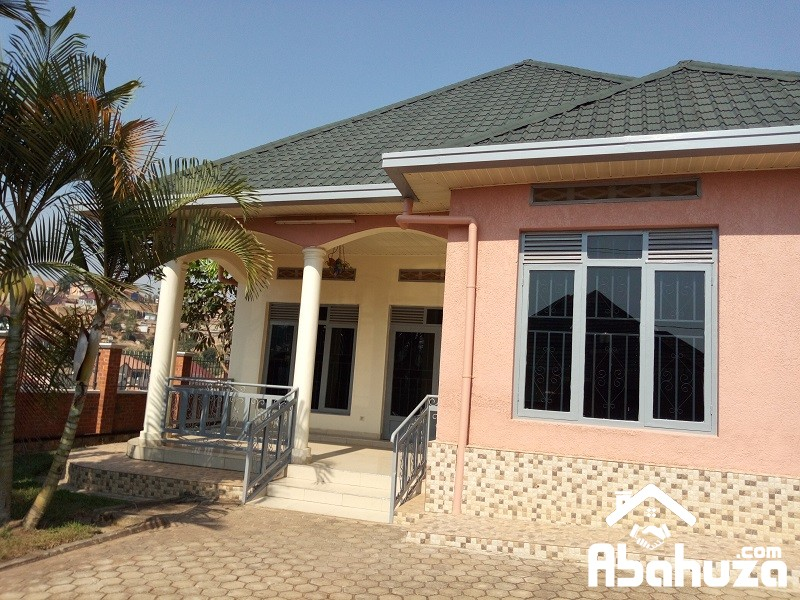5. Front house view
