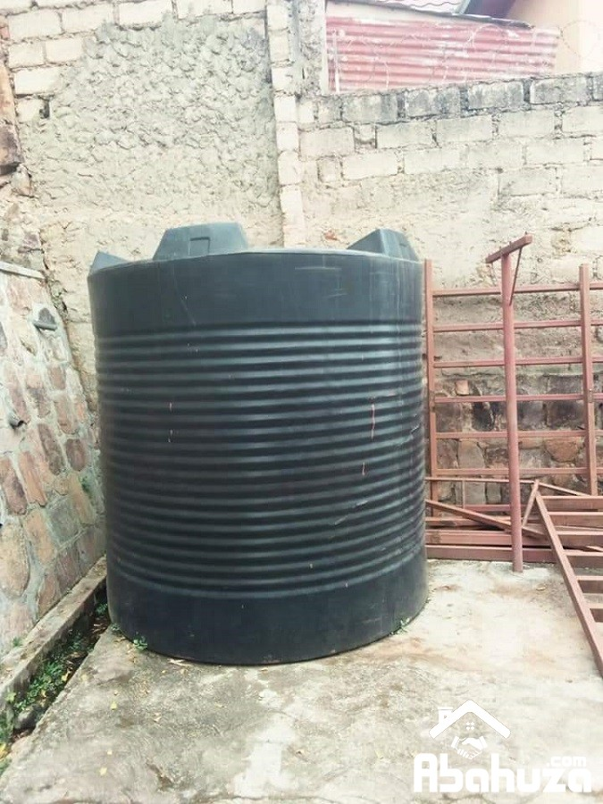 6. Water tank