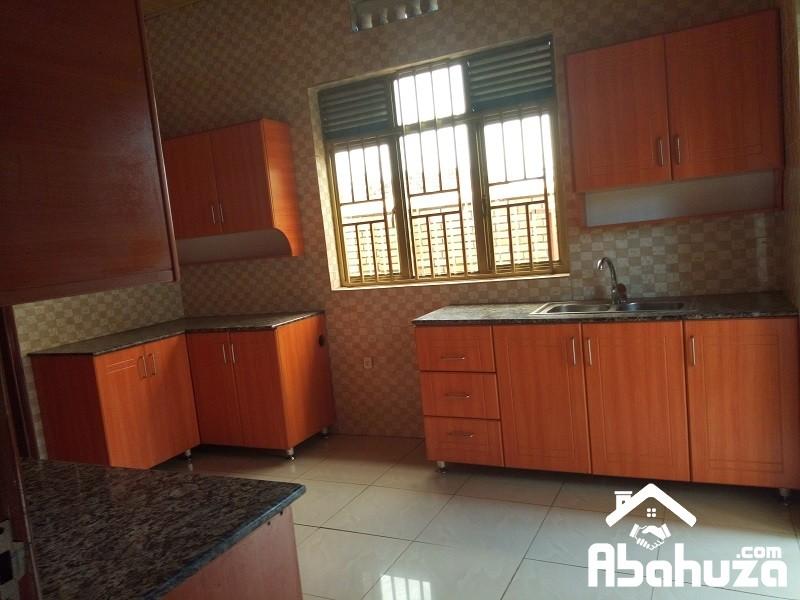 A NICE 4 HOUSE FOR SALE AT KIBAGABAGA